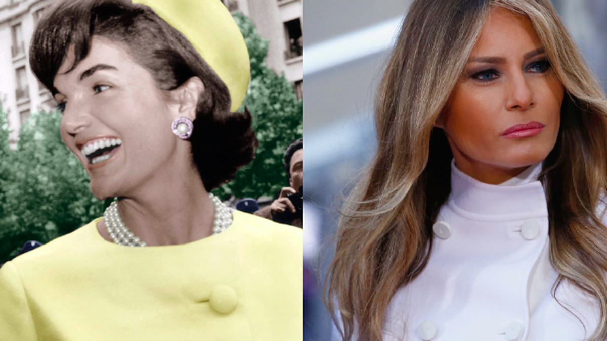 Could Melania Trump Ever Be the Next Jackie O? - Racked