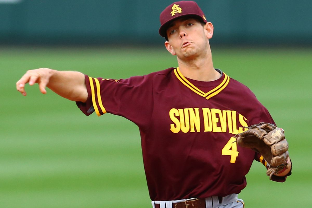 Andrew Snow's RBI Single In The 11th Lifted Arizona State Over The Cougars