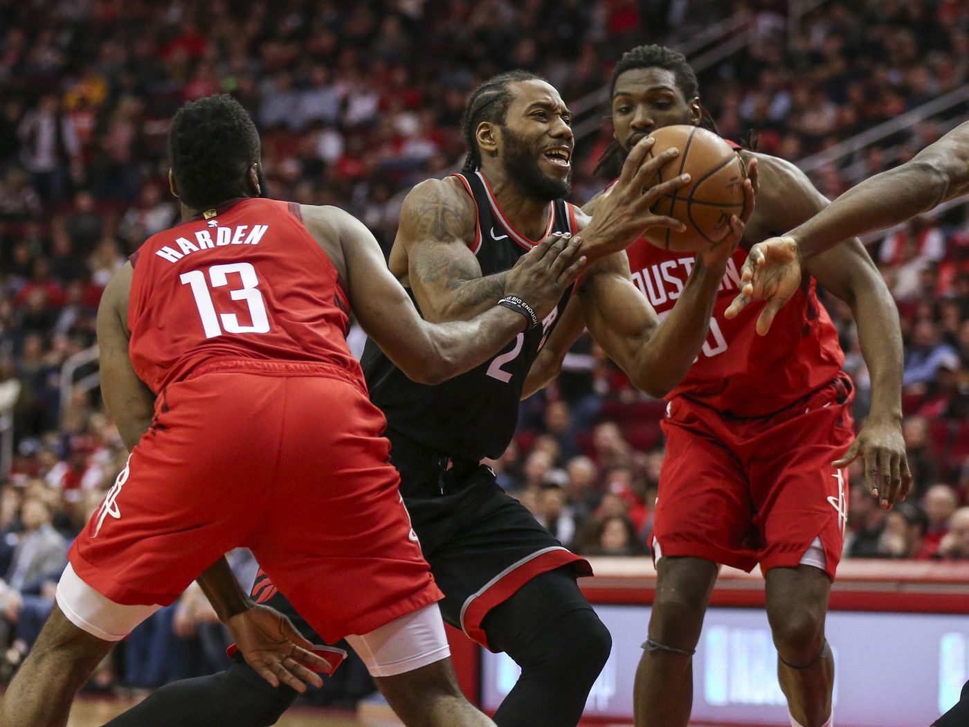 Game Recap  Toronto Raptors lose to the Houston Rockets 121-119 - Raptors HQ 3d2668100