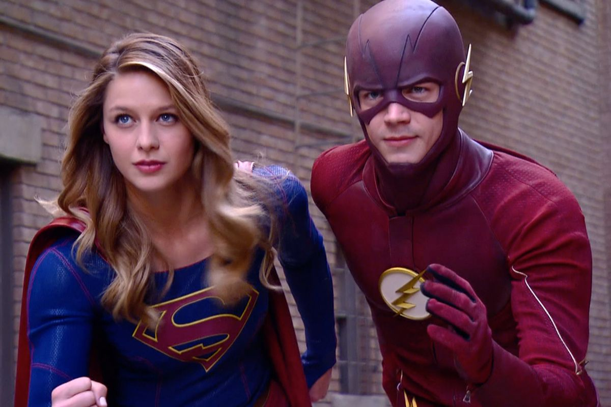 Supergirl and The Flash to team up for a two-part musical episode