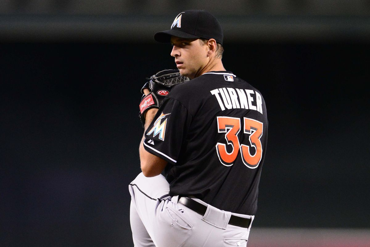 Jacob Turner continues to deal in 2013