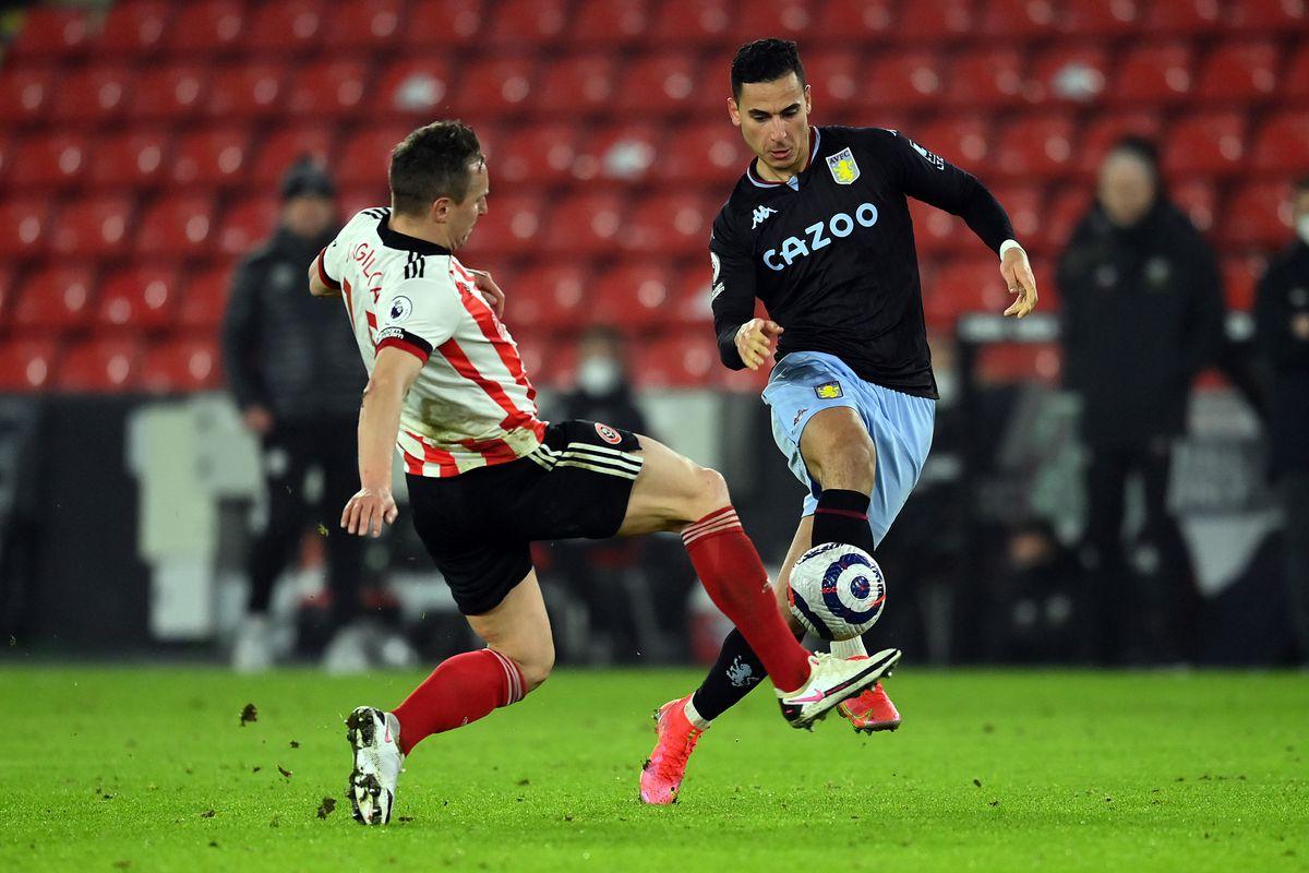 Sheffield United v Aston Villa - Premier League