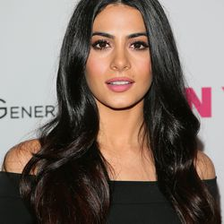 """""""Ryan Gosling. He's dating a Latina and I'm Latina, so I think I'm totally his type. I know he's secretly in love with me, too."""" — Emeraude Toubia"""