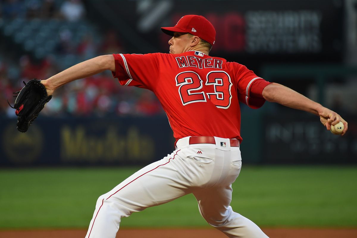 Because of the Curse of 3's, Angels Send Alex Meyer to DL