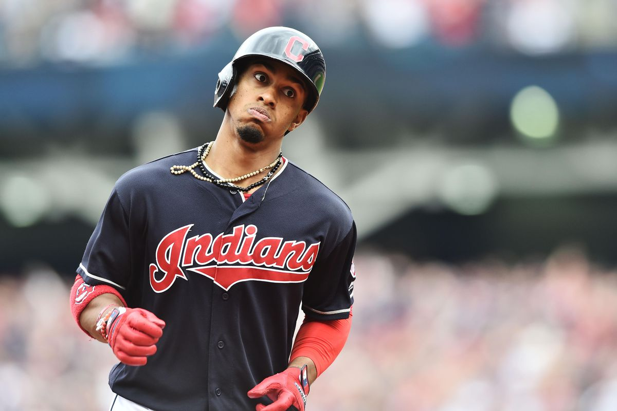 Cleveland indians players who could hit for the cycle this season let 39 s go tribe - Cleveland indians pictures ...