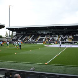 Norwich Players Warming Up