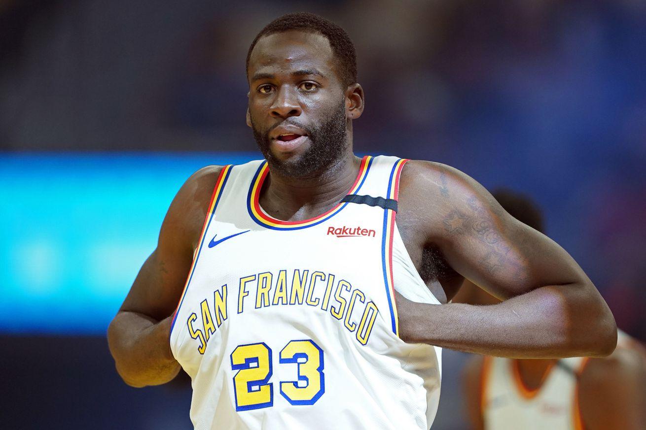 NBA: Houston Rockets at Golden State Warriors