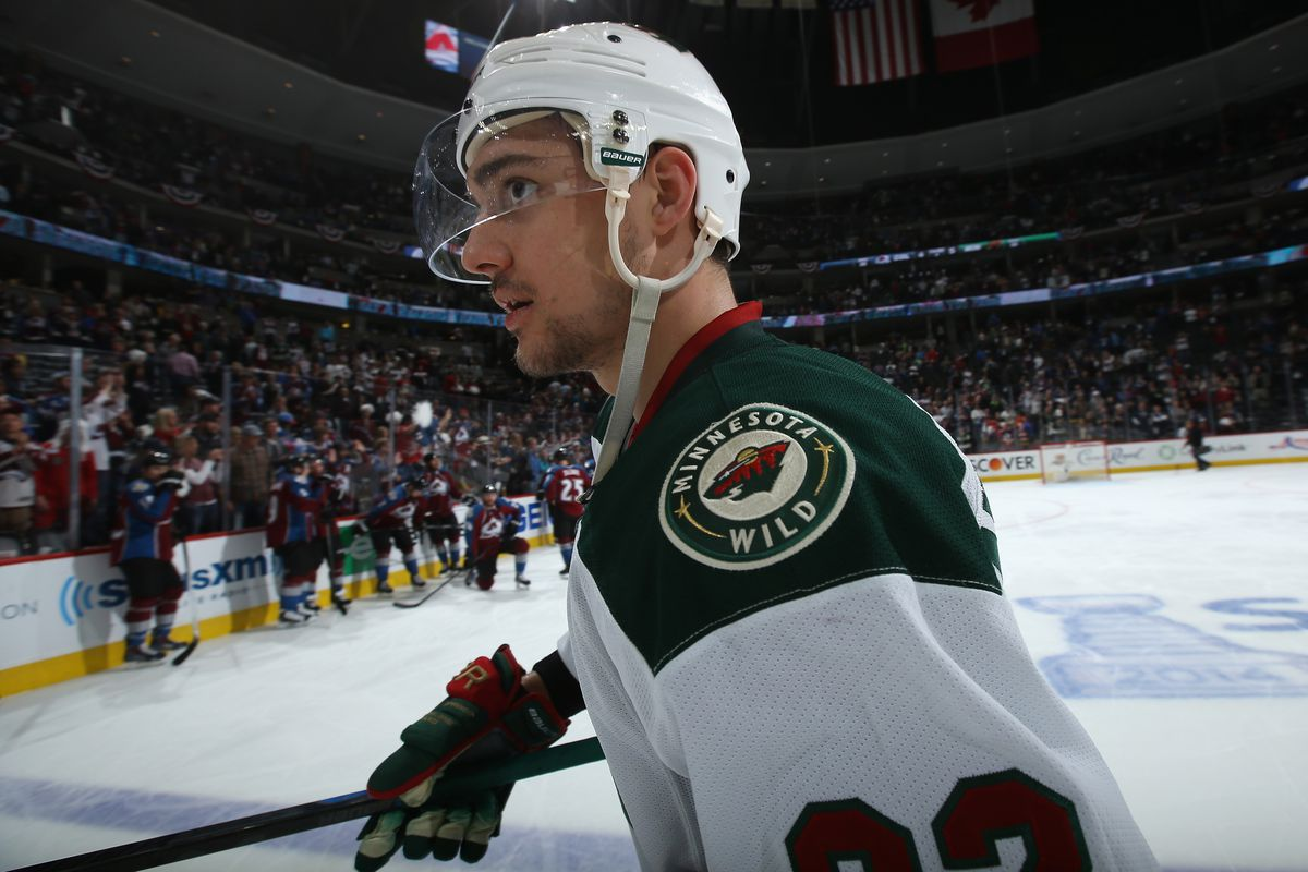 His numbers don't say it (yet), but Nino Niederreiter has the skills to be an excellent Power Forward for the Wild.