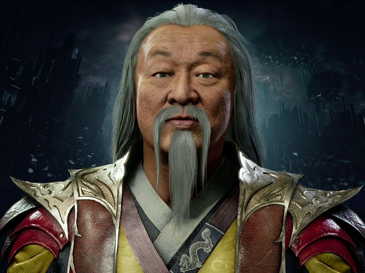 Shang Tsung Is Mortal Kombat 11 S First Dlc Character Polygon