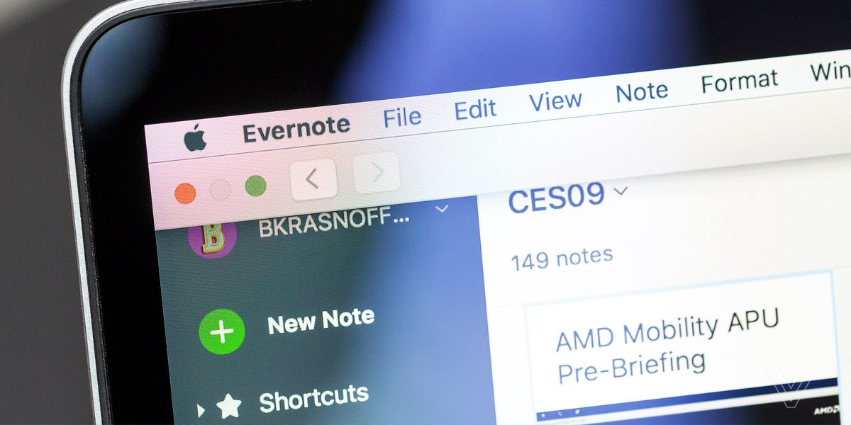 How to move your notes and other stuff out of Evernote - The