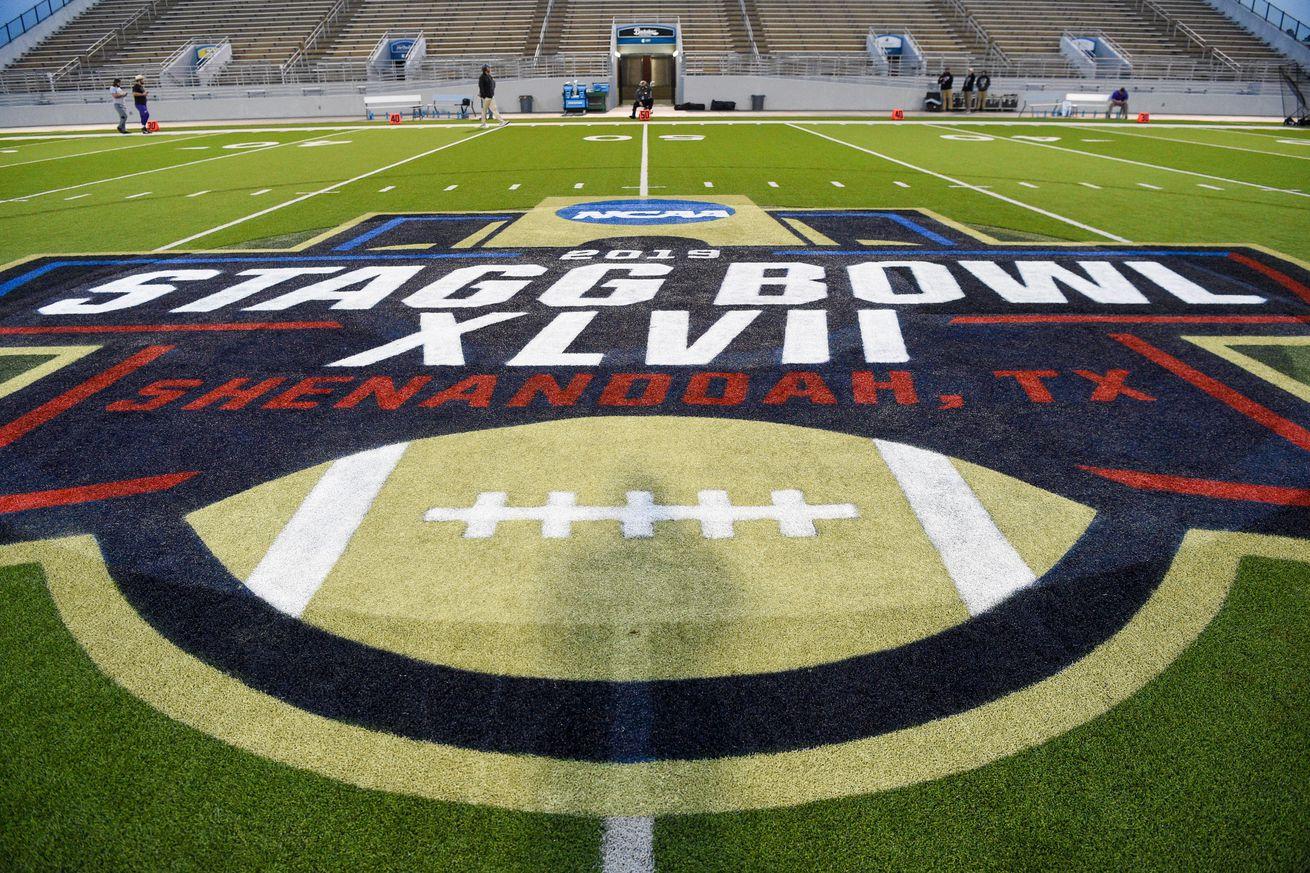COLLEGE FOOTBALL: DEC 20 NCAA Division III Football Championship Game