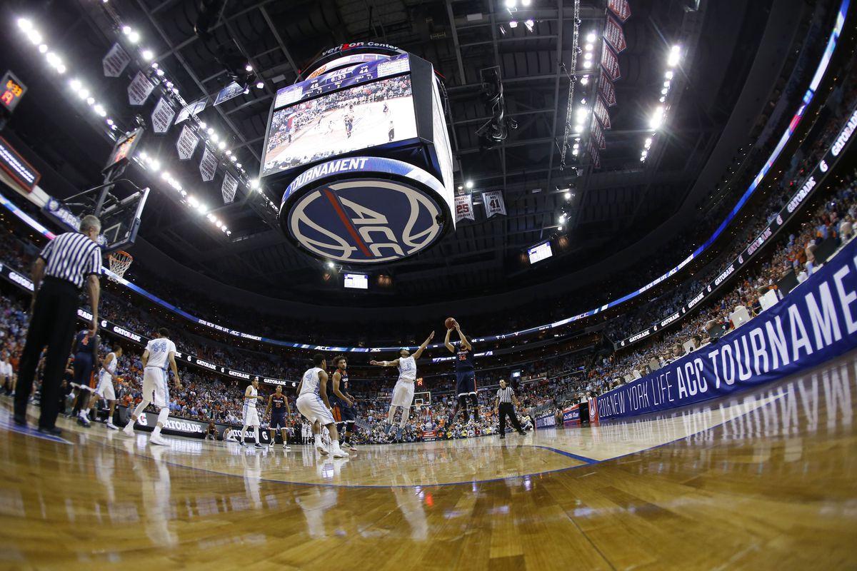 NCAA Basketball: ACC Conference Tournament-Virginia vs North Carolina