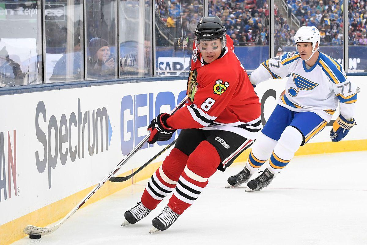 2017 Bridgestone NHL Winter Classic - Alumni Game