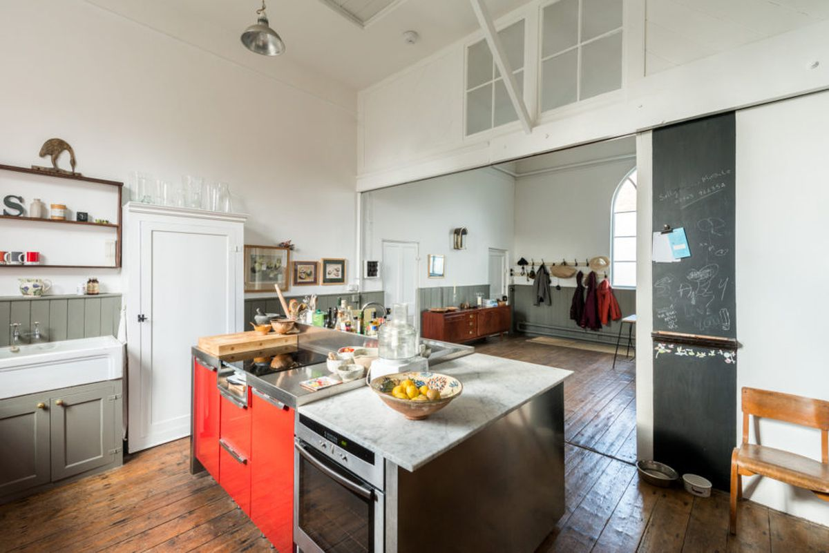 Historic Chapel Converted Into 2 Homes Asks 790k In