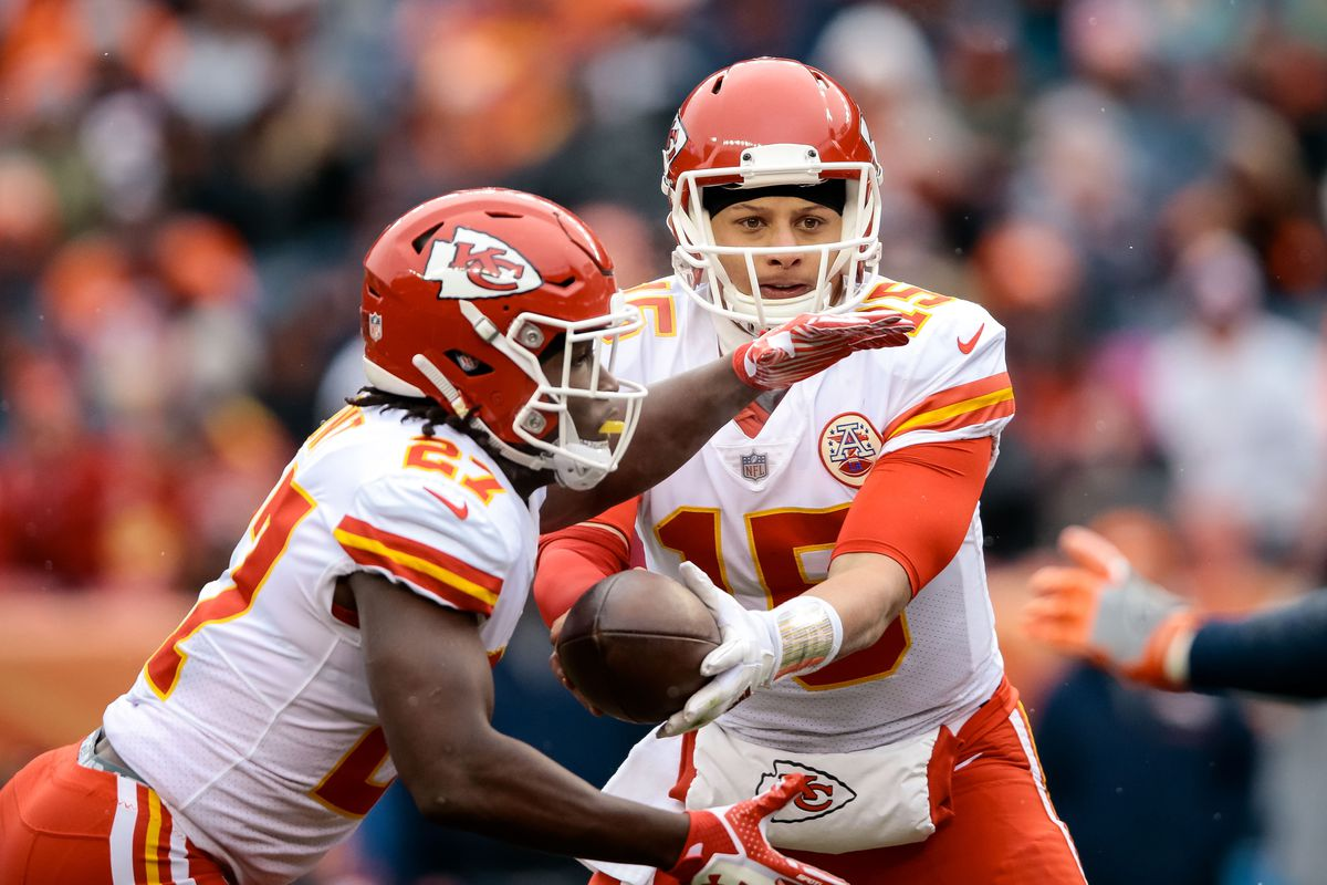 Rookie Contract Hero How Patrick Mahomes Co Helps Chiefs