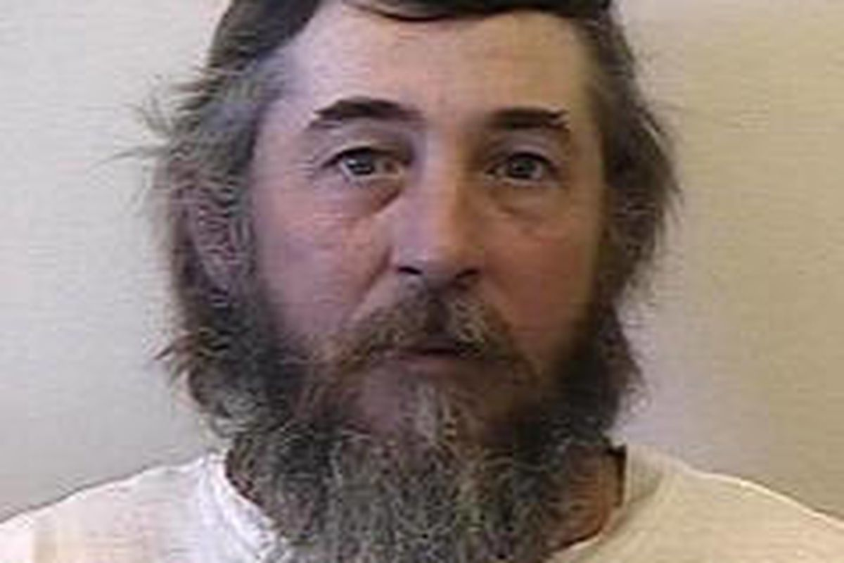 James Ladd is seen in an undated photo provided by the North Carolina Department of Public Safety. North Carolina authorities continue to search for Ladd, a 51-year-old man serving life sentences for murder and robbery who escaped Sunday, Sept. 23, 2012 w