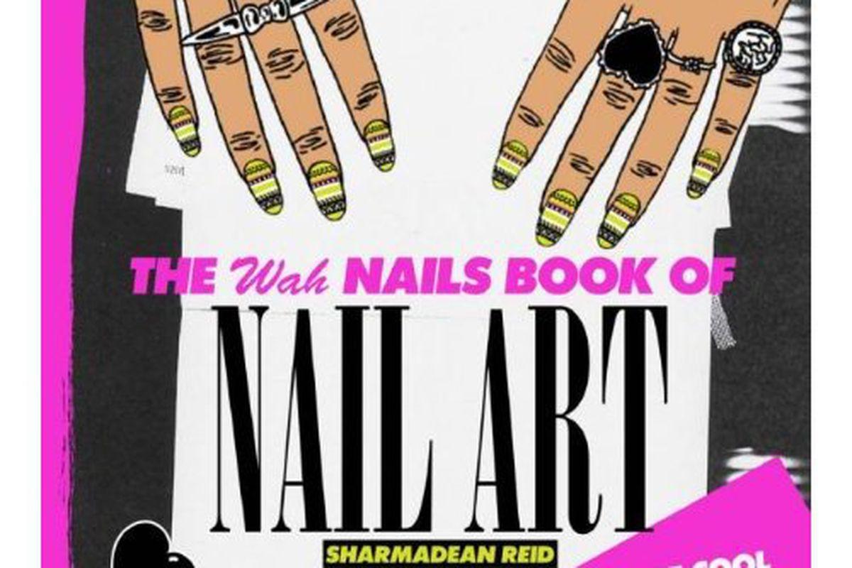 WAH Nails book cover, via Amazon