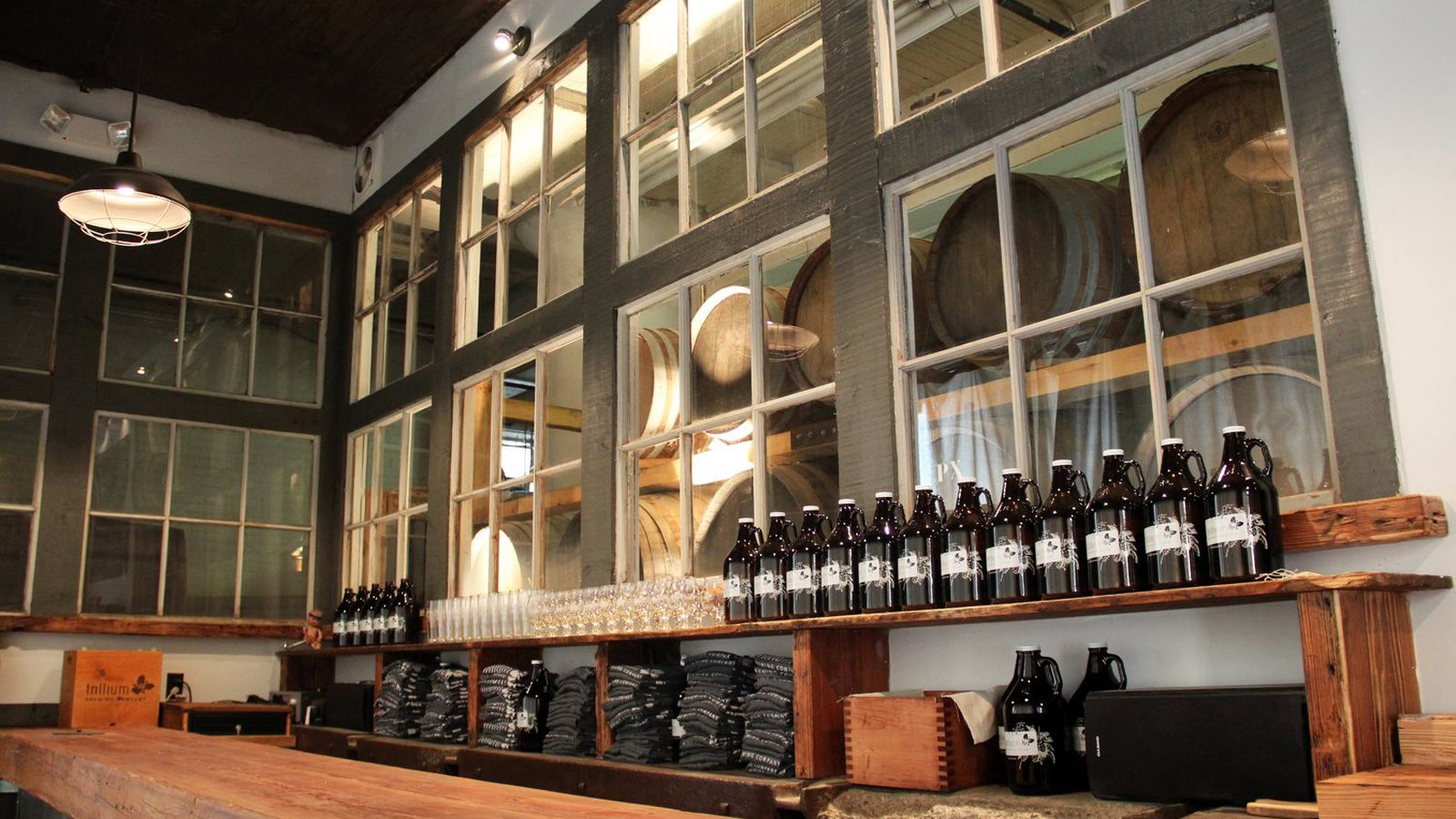 Trillium Brewing S Fort Point Expansion Will Include A