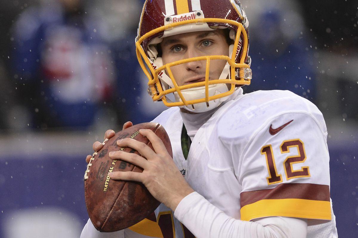 NFL Washington Redskins vs New York Giants