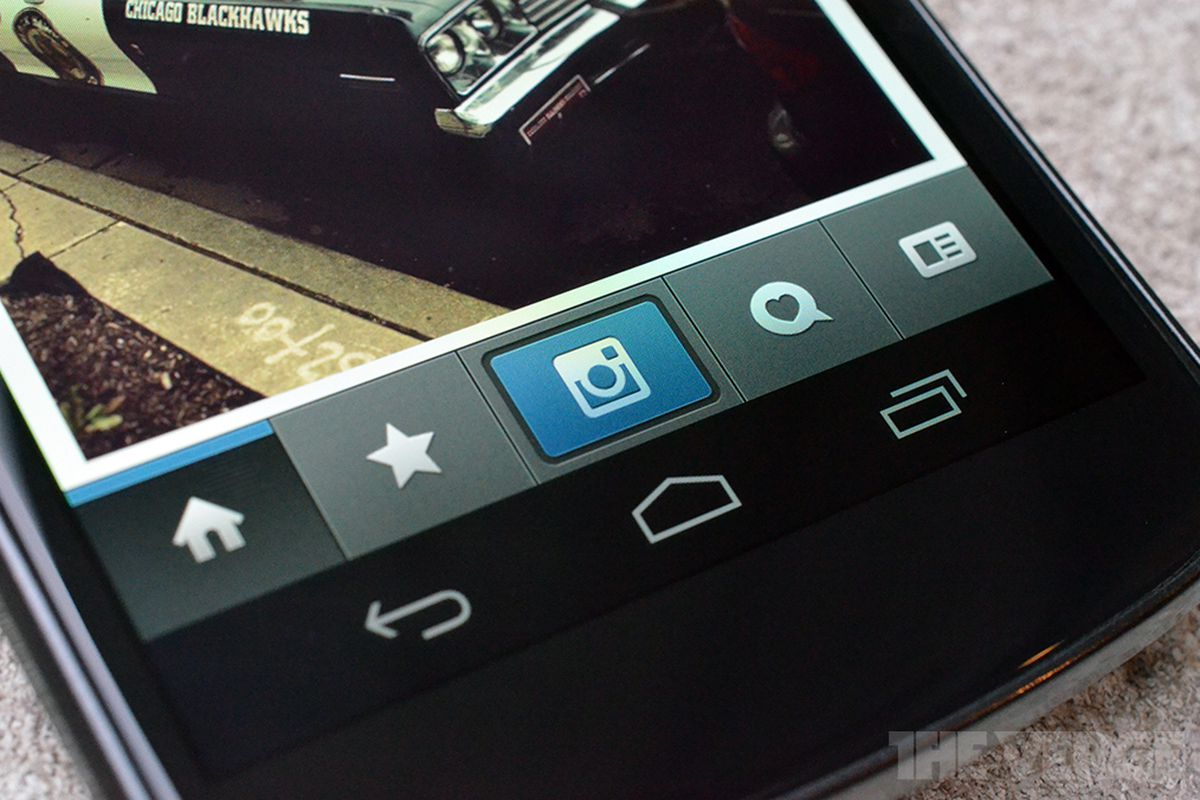 Instagram for Android updated with tilt-shift effect - The Verge