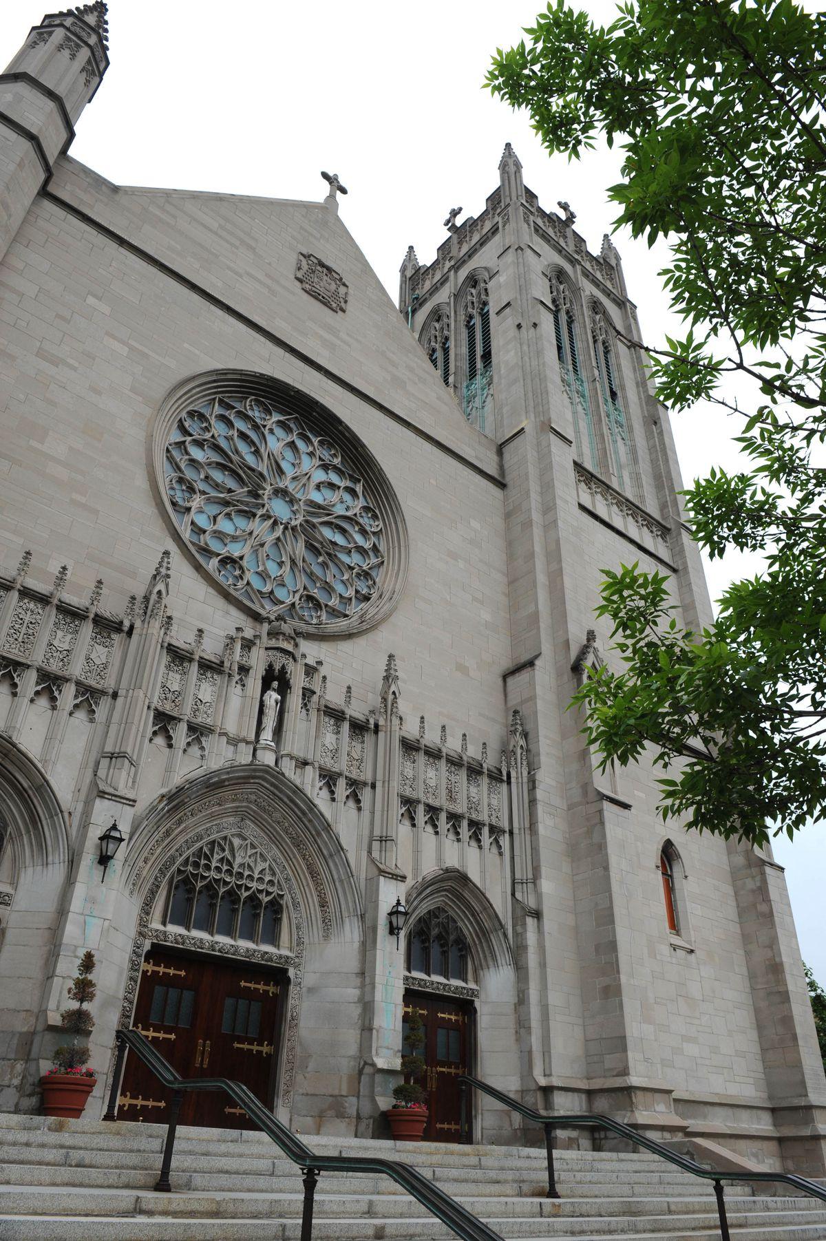 St. Sabina Church in Auburn Gresham. | Richard A. Chapman/Sun-Times