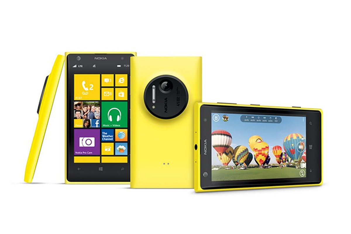 Nokia lumia 1020 review big camera big price big win - Lumia 1020 Full Image