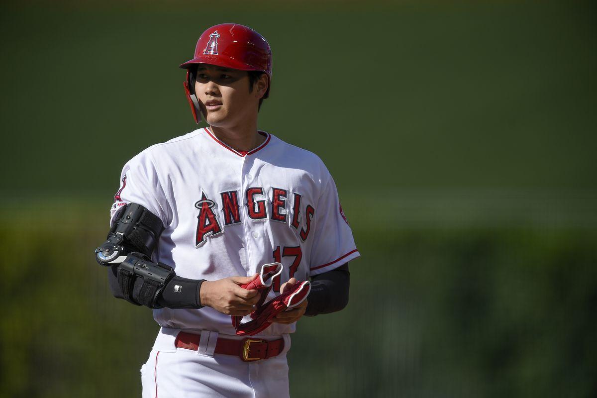 MLB: Cincinnati Reds at Los Angeles Angels