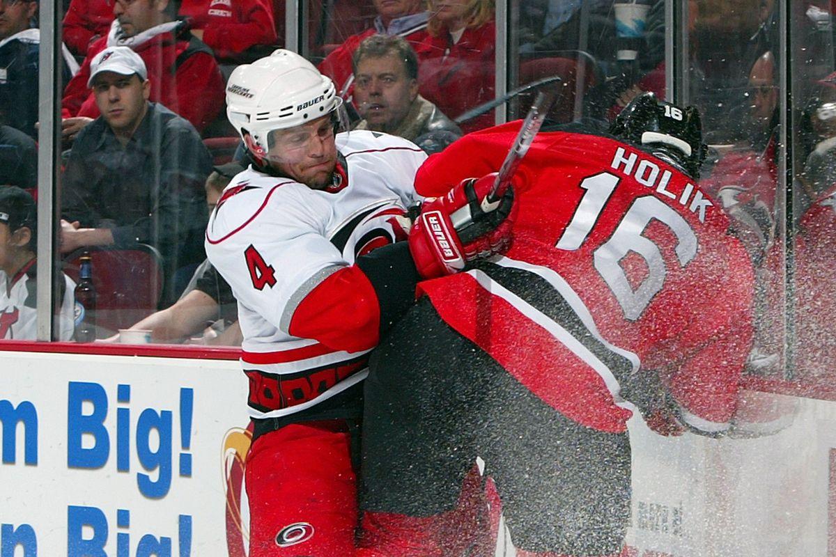 Carolina Hurricanes v New Jersey Devils - Game Five