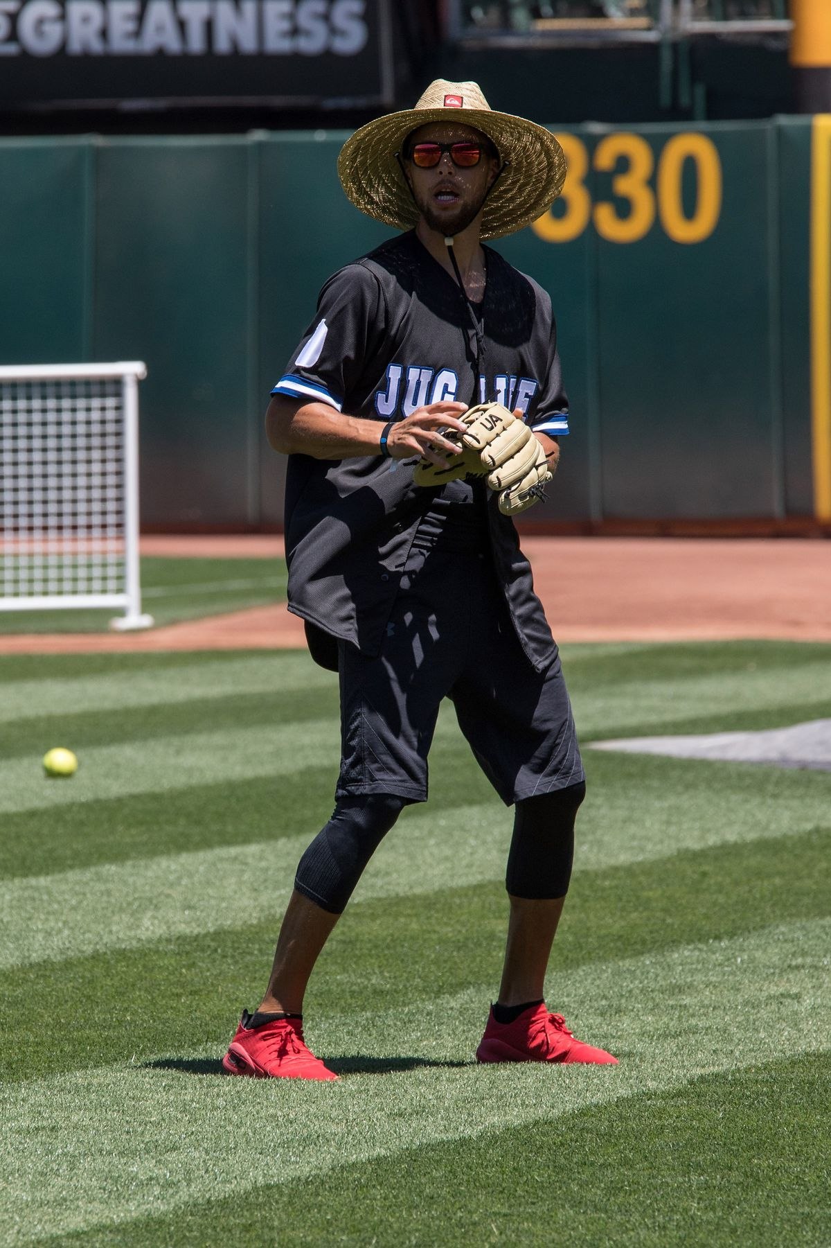 Water For Life Charity Softball Game Hosted By JaVale McGee