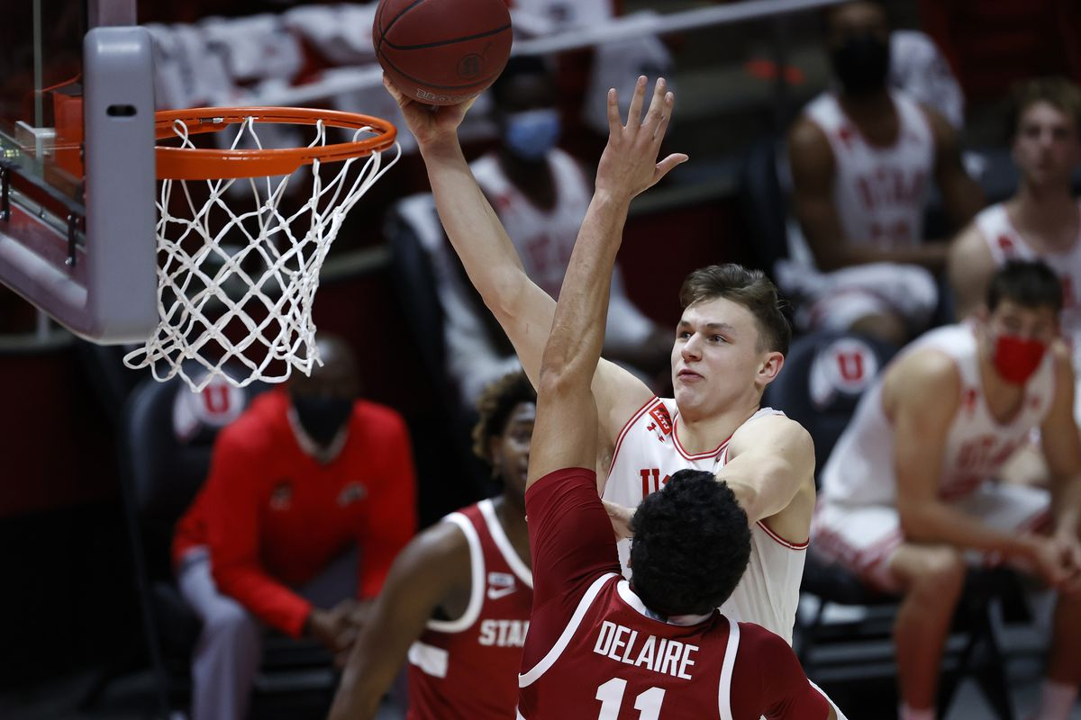 NCAA Basketball: Stanford at Utah
