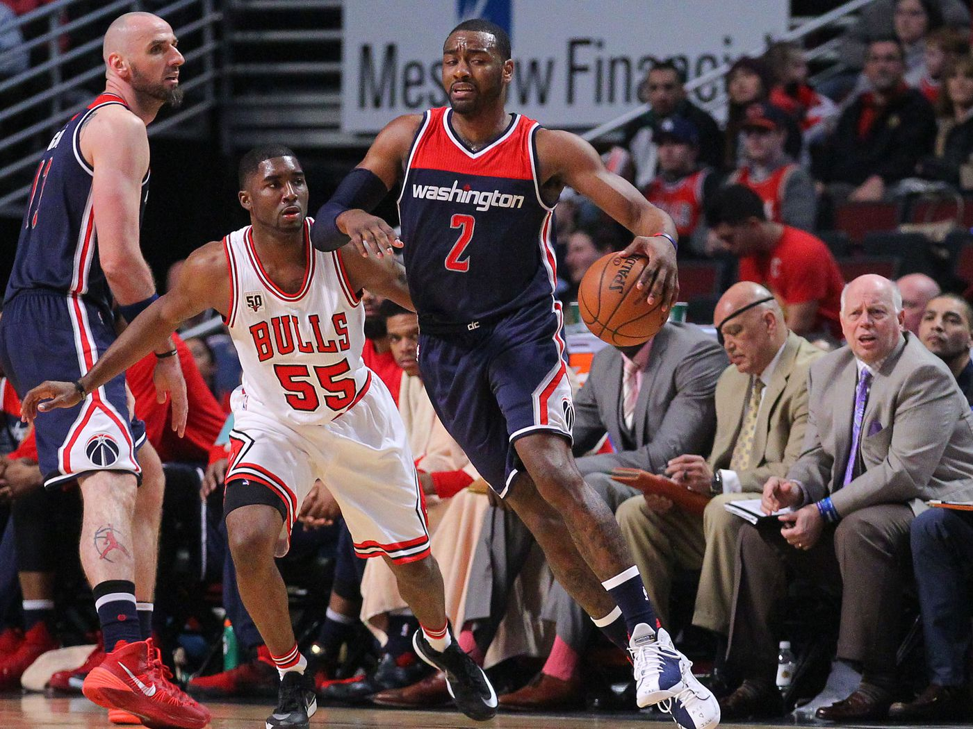 2dc0c45ece9 Bulls vs. Wizards game preview