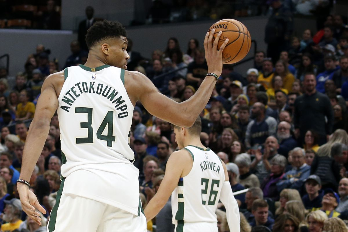 Bucks Suffocate Pacers