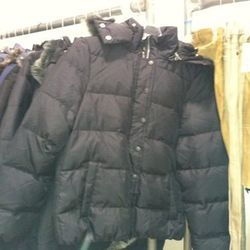 Joie Puffer Coat, $60