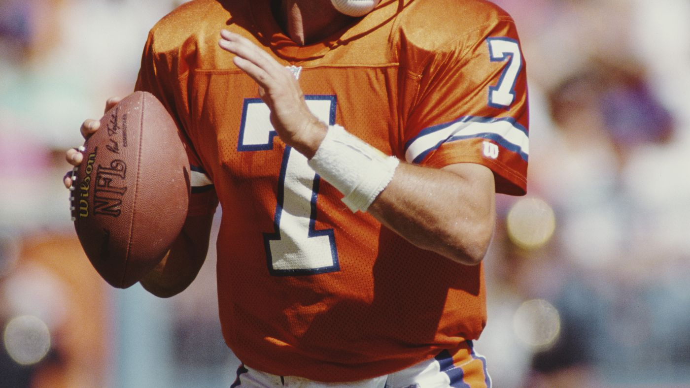 What if John Elway played for the Baltimore Colts?