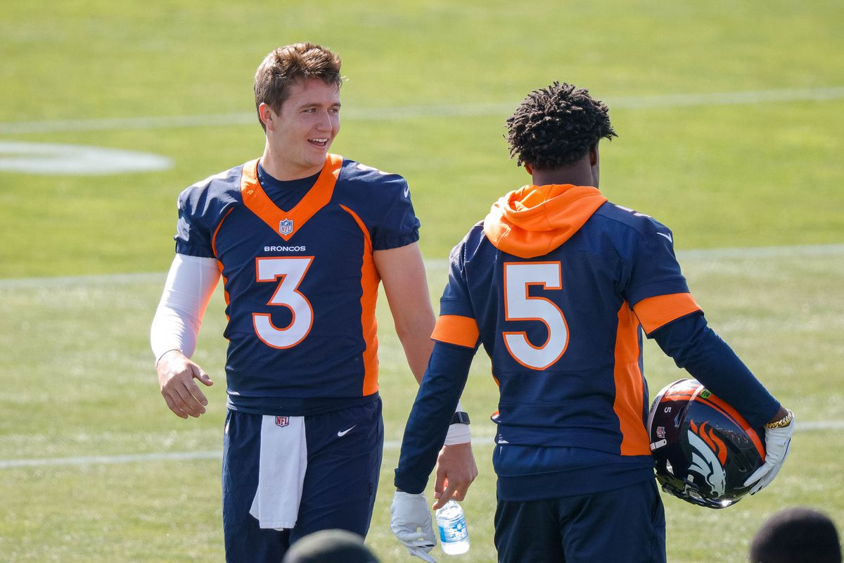 NFL: Denver Broncos Training Camp