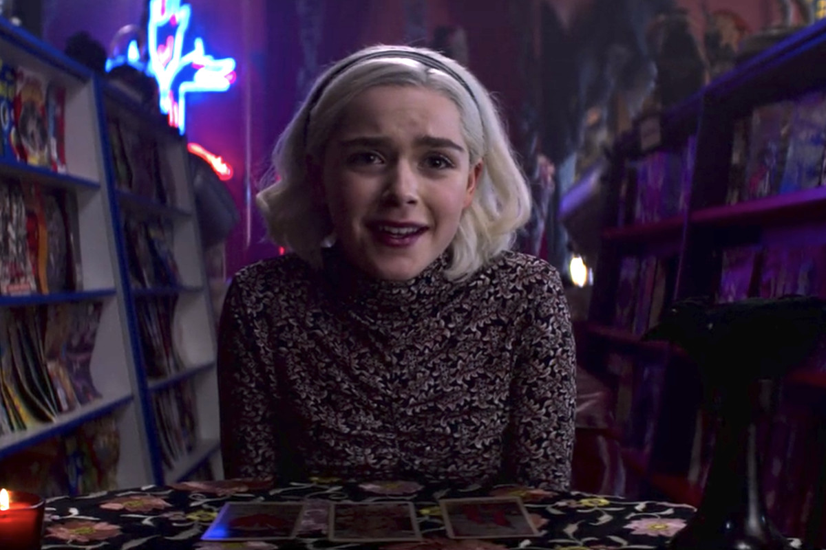 Sabrina Season 2 S Tarot Readings Are Off Here S What They