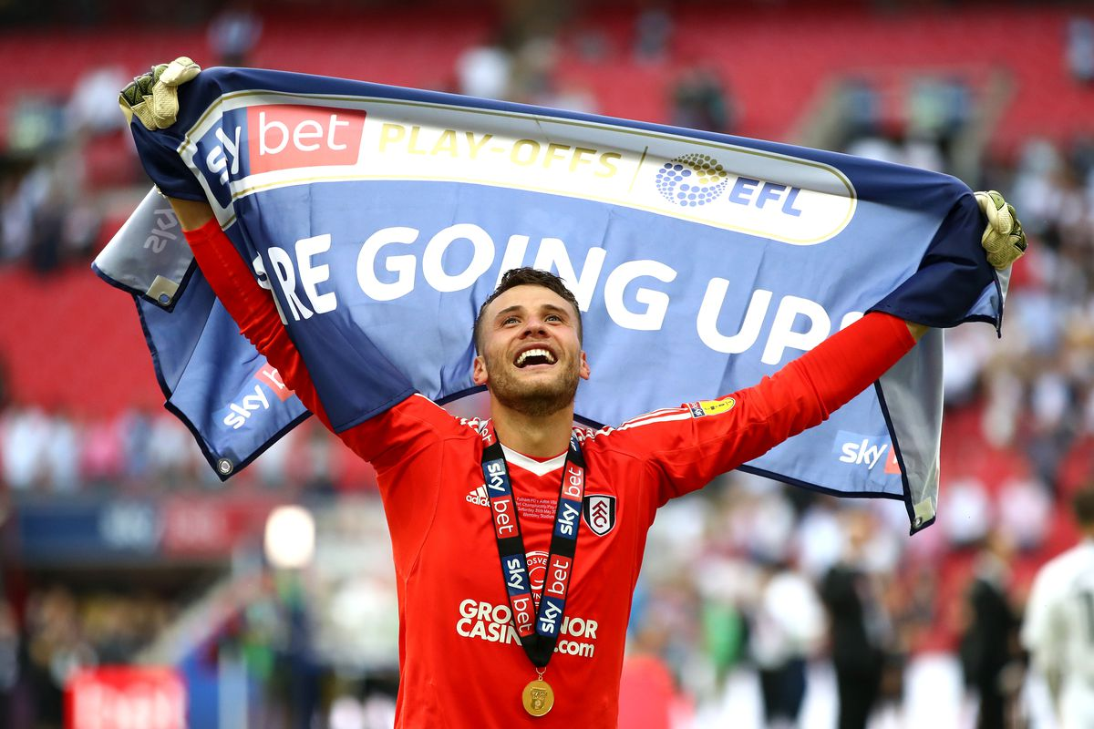 Marcus Bettinelli - Fulham - Promotion Play Off Final