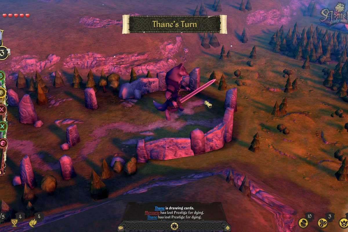 sports shoes 317cd f02b0 Armello dev on the game's next big update, the pains of ...