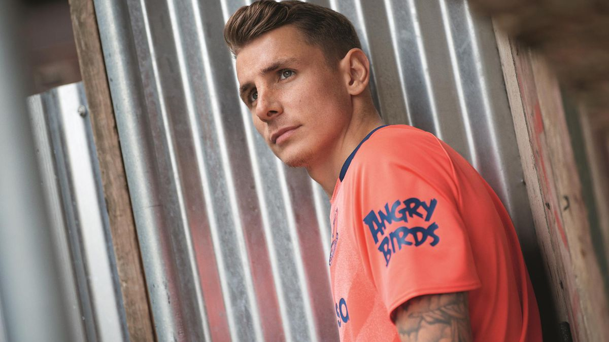 Official New Everton Away Kit Revealed For 2019 20 Season Royal Blue Mersey