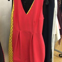 Sample dress, $50