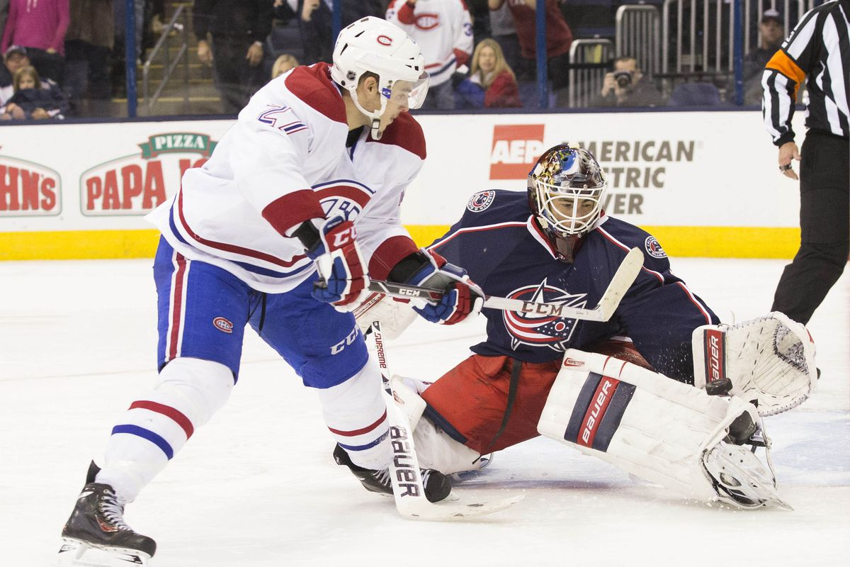 Canadiens Vs Blue Jackets Game Preview - Eyes On The Prize
