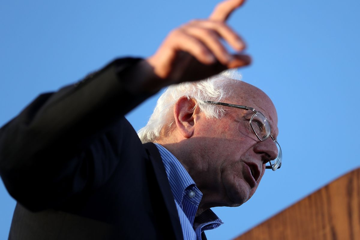 Bernie Sanders loyalists and Nevada Democrats have feuded over last weekend's state convention. Is that a sign of a long-term fissure in state Democratic politics?