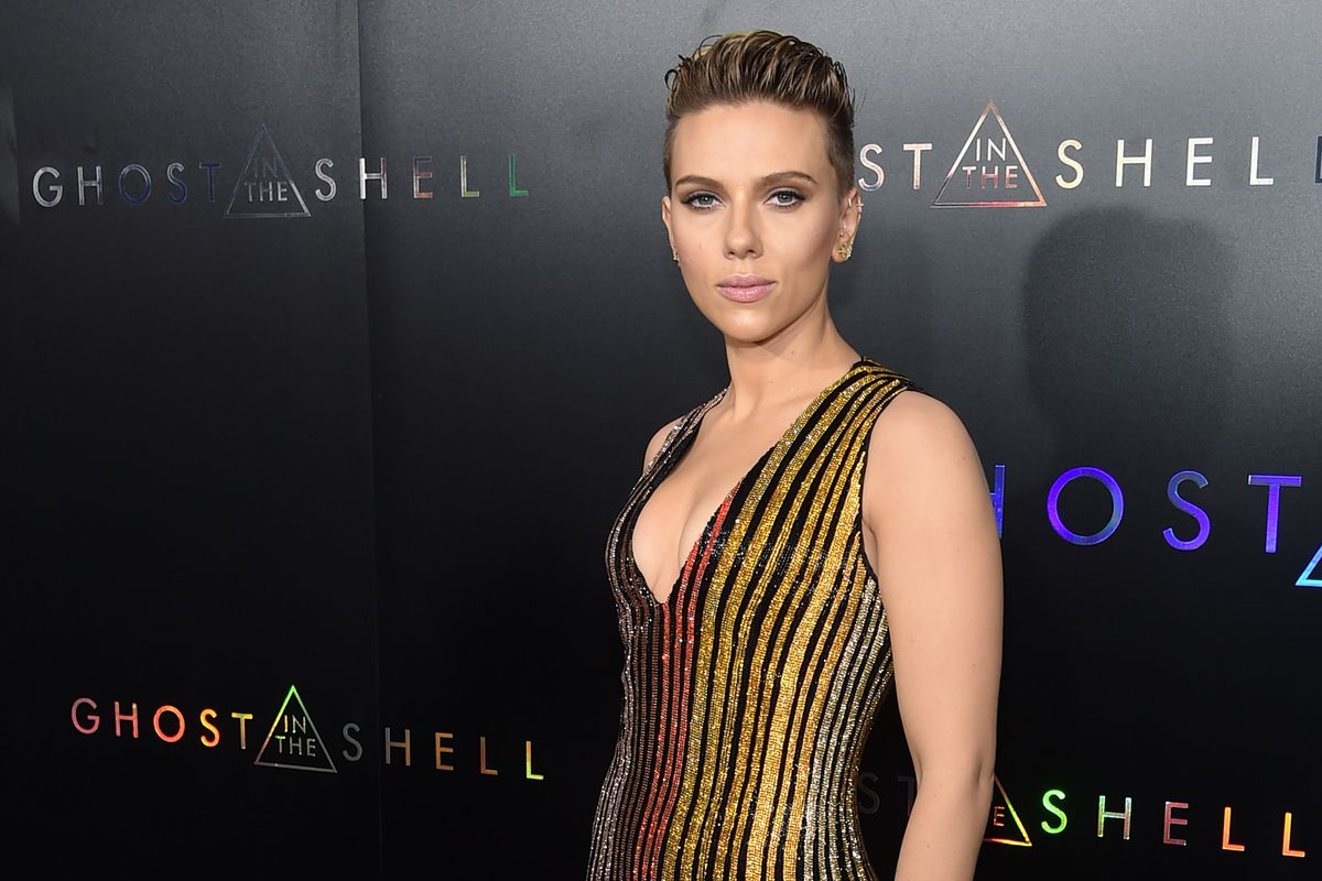 Scarlett Johansson Continues Problematic Streak Will Play A Trans Man The Verge