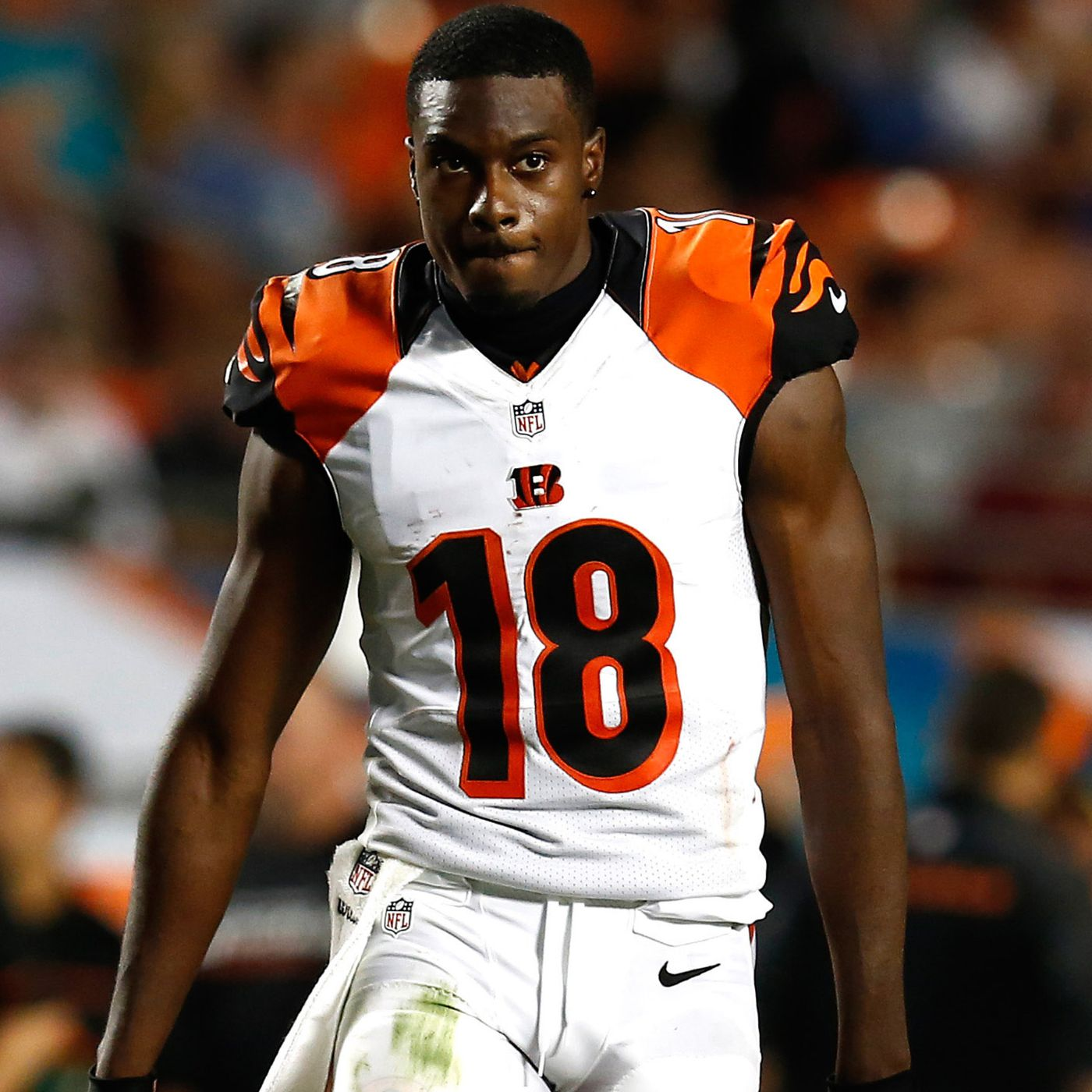 Bengals' A.J. Green Has Second-Highest Pro Bowl Votes At Wide ...