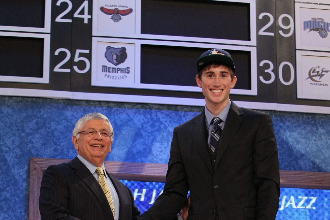102389008.0 - The Knicks blew their best chance to acquire Gordon Hayward when he was 13 years old