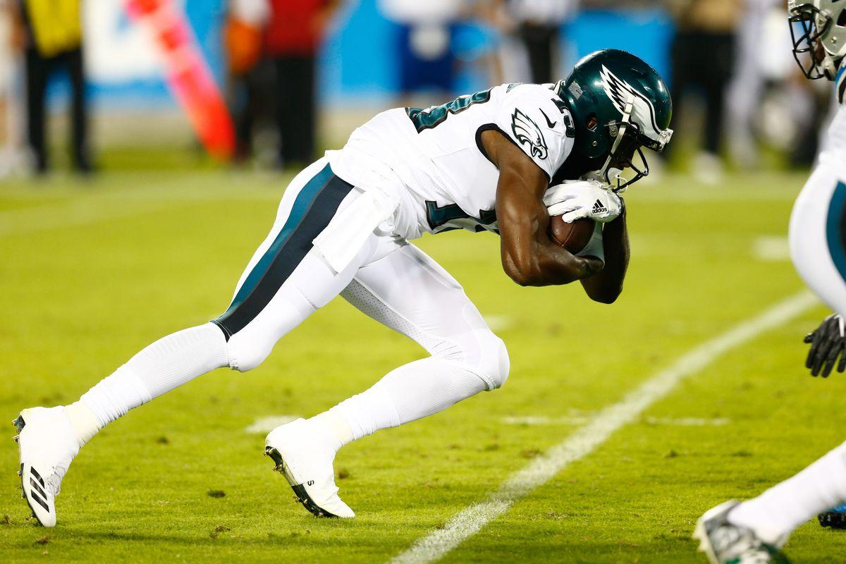 NFL: Philadelphia Eagles at Carolina Panthers