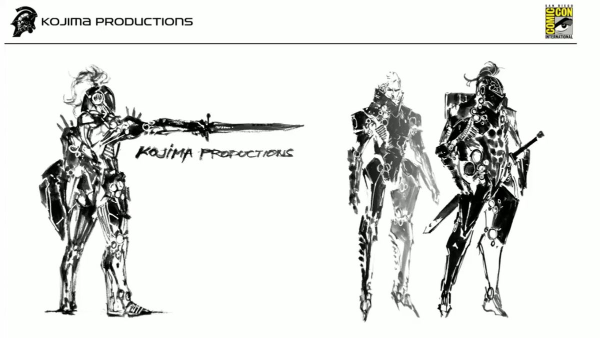 Kojima Productions logo design