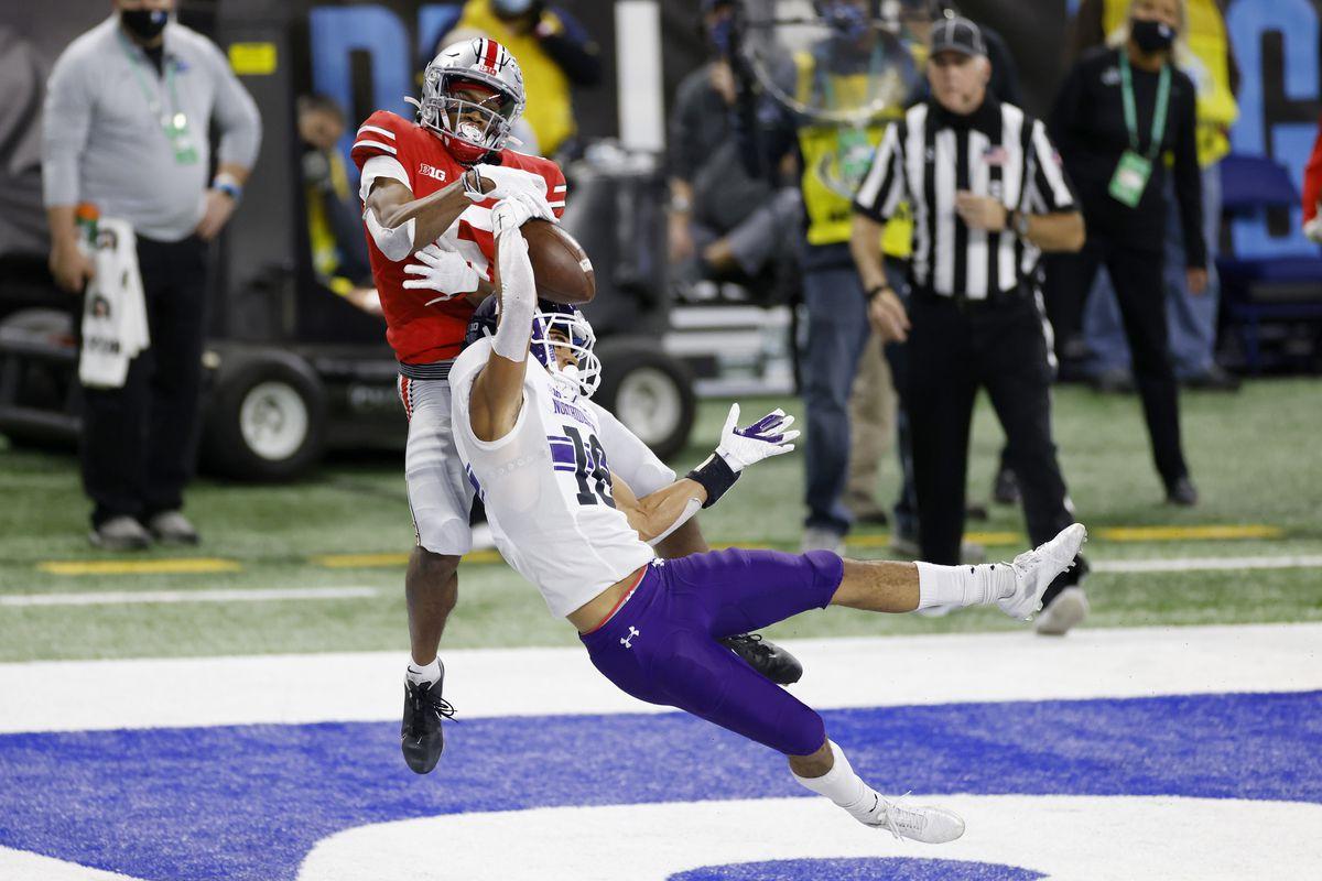 Big Ten Championship - Northwestern v Ohio State