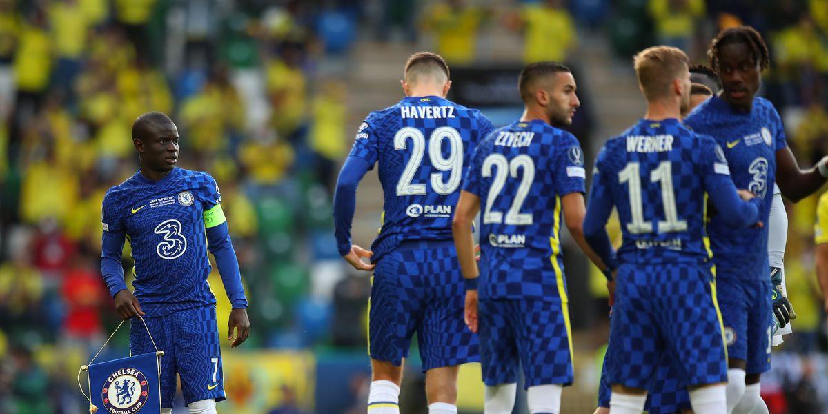 Watch: Kanté cracking effort almost breaks deadlock for Chelsea against Villarreal