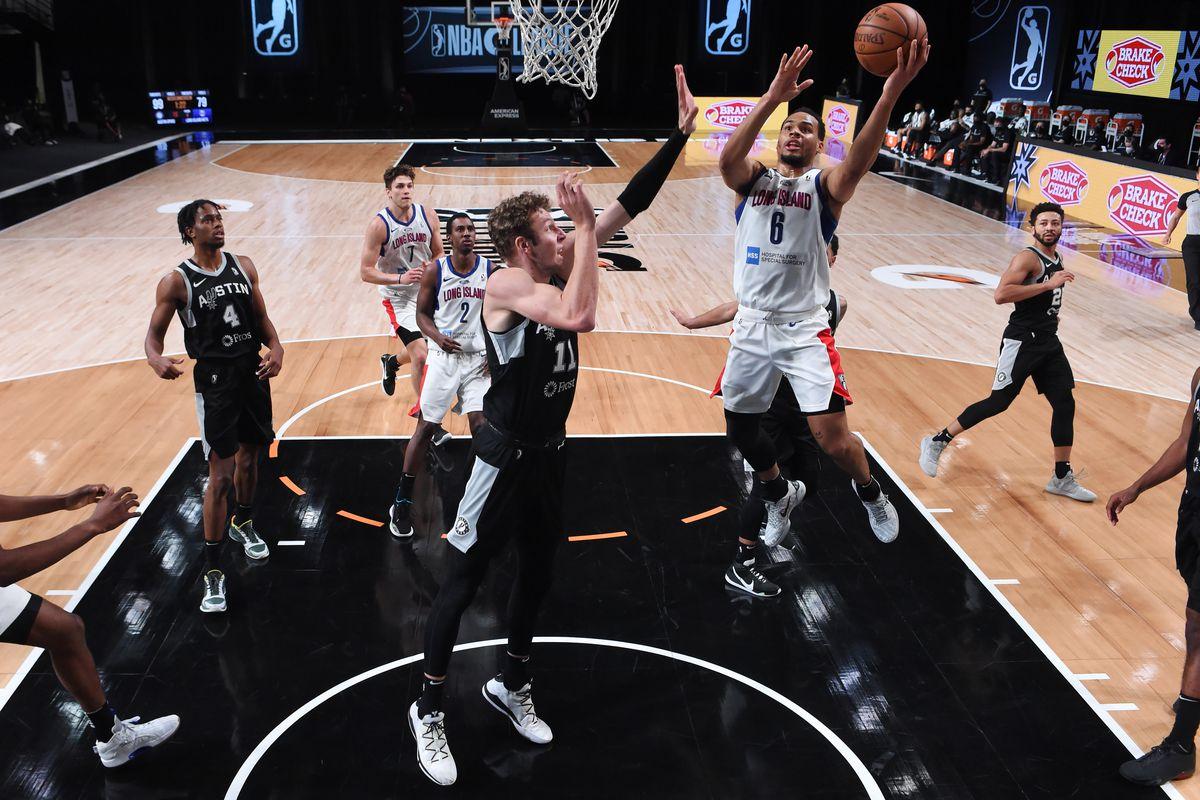 Long Island Nets v Austin Spurs